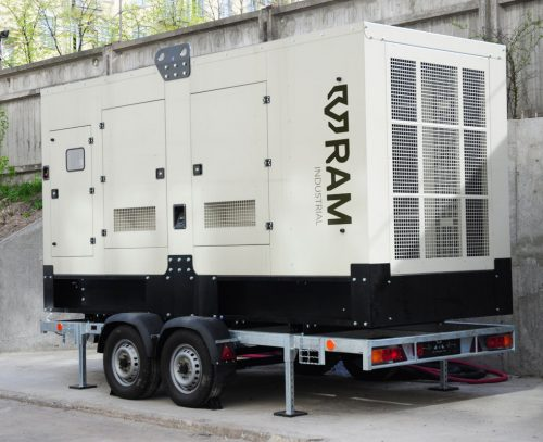 Containerised Generators