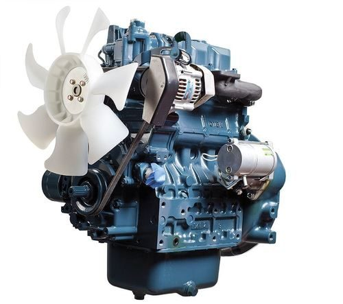 Kubota Engine D1703 - 29HP