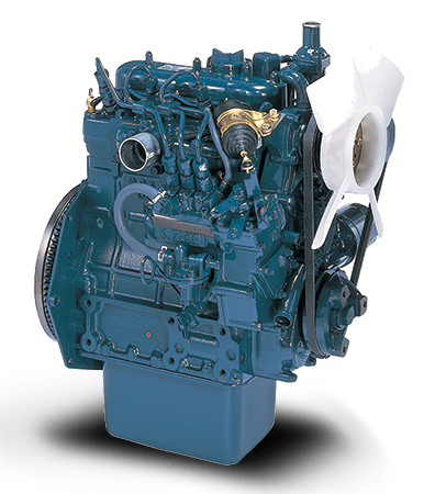 Kubota Engine D722 - 18.8HP