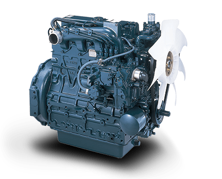 Kubota Engine V2203 - 46HP